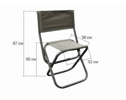Туристический стул Митек 00-00001325 зеленый