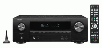 Ресивер Denon AVR-X1600H Black