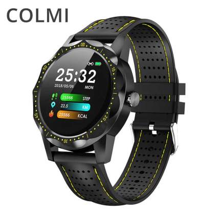 Смарт-часы Colmi SKY1 Black/Yellow