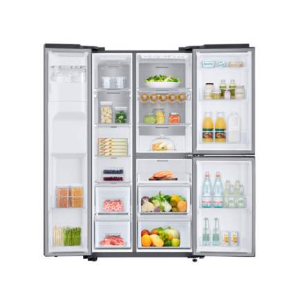 Холодильник (Side-by-Side) Samsung RS68N8670SL