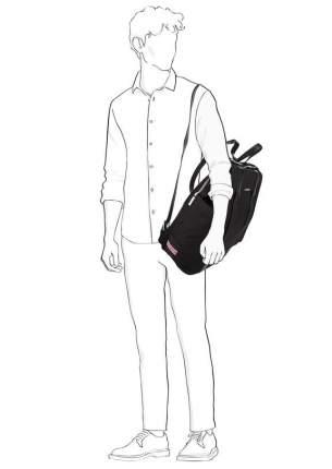Рюкзак мужской Calvin Klein K50K5.04222.0010 черный 29