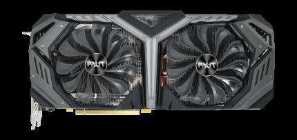 Видеокарта Palit GeForce RTX 2070 SUPER GameRock