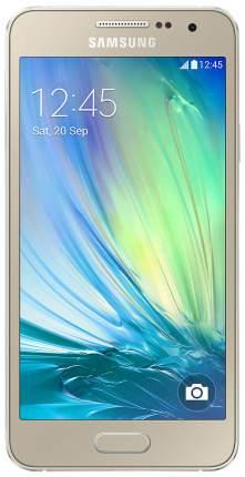 Смартфон Samsung Galaxy A3 SM-A300F 16Gb Gold