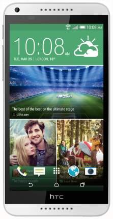 Смартфон HTC Desire 816G Dual SIM 8Gb White