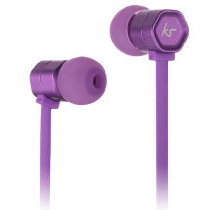 Наушники Kitsound Hive Purple