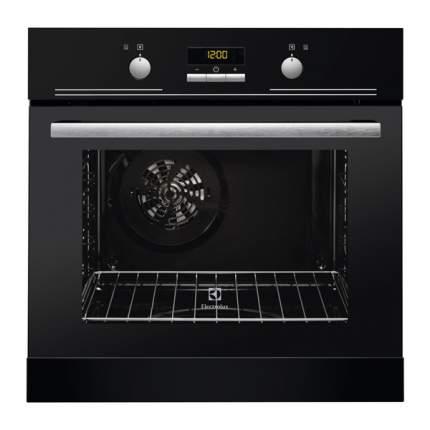 Встраиваемый электрический духовой шкаф Electrolux EZB52410AK Black
