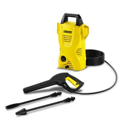 Электрическая мойка высокого давления Karcher K 2 Compact 1.673-121.0