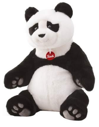Мягкая игрушка Trudi Панда Кевин, 24 см сидячая