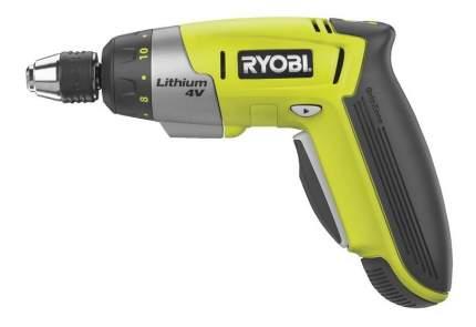 Аккумуляторная отвертка Ryobi R18DDSDS-LL42S 5133000088