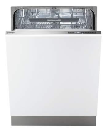 Встраиваемая посудомоечная машина 60 см GORENJE GDV664X