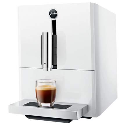 Кофемашина автоматическая Jura A1 Piano White