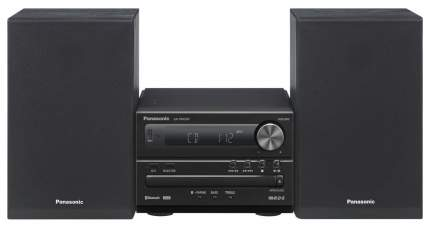 Музыкальный центр Panasonic SC-PM250EE-K Black