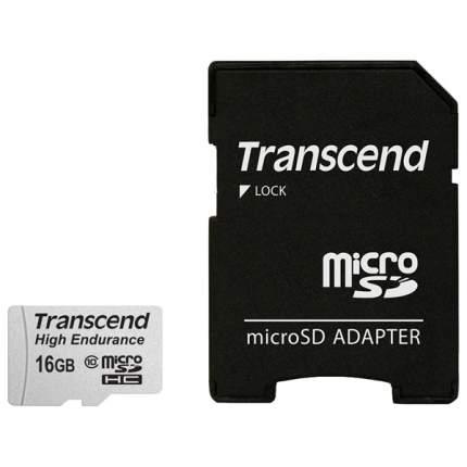 Карта памяти Transcend Micro SDHC TS16GUSDHC4 16GB