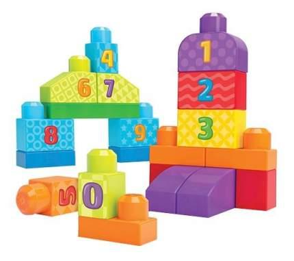 Mega bloks dlh85 мега блокс набор обучающего конструктора