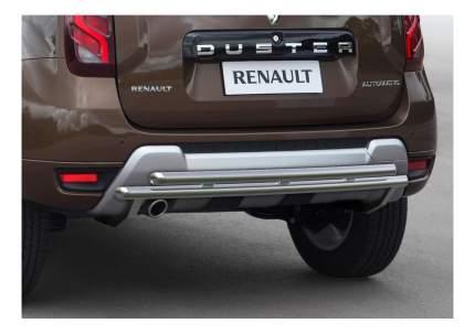 Защита заднего бампера RIVAL для Renault (R.4703.009)