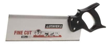 Ножовка по дереву Stayer 1536-30