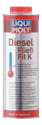 LiquiMoly Дизельный антигель концентрат Diesel Fliess-Fit K