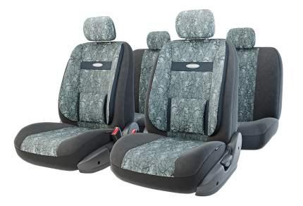 Комплект чехлов на сиденья Autoprofi Comfort COM-1105 Cyclone (M)