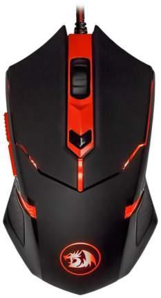 Игровая мышь Defender Redragon Centrophorus Red/Black (70235)