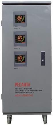 Трехфазный стабилизатор Ресанта АСН-15000/3-Ц