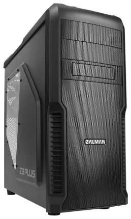 Компьютерный корпус Zalman Z3 Plus без БП black