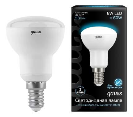 Лампочка Gauss LED Reflector R50 6 Вт Светодиодная