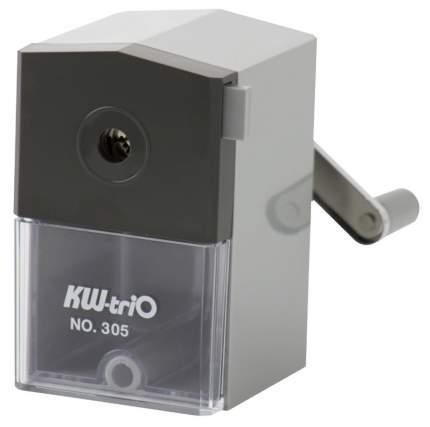 Точилка KW-trio 305AGR Серый