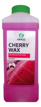 Воск для быстрой сушки, холодный GRASS Cherry Wax (1л)