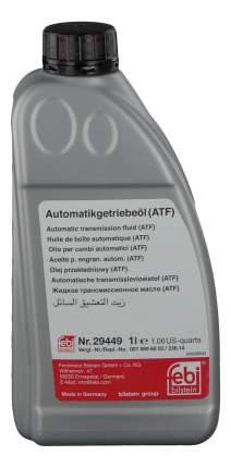 Трансмиссионное масло FEBI 1л 29449