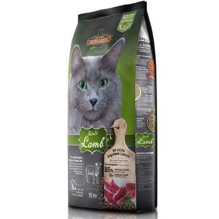 Сухой корм для кошек Leonardo Adult Lamb, ягненок и рис, 15кг
