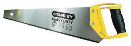 Ножовка по дереву Stanley OPP 450мм 8tpi 1-20-086