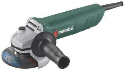 Сетевая угловая шлифовальная машина Metabo W 750-125 601231010