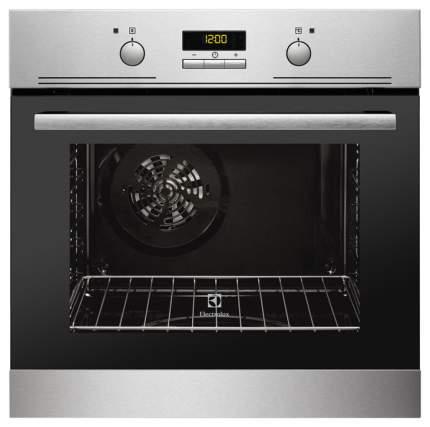 Встраиваемый электрический духовой шкаф Electrolux OEEB4330X Silver/Black