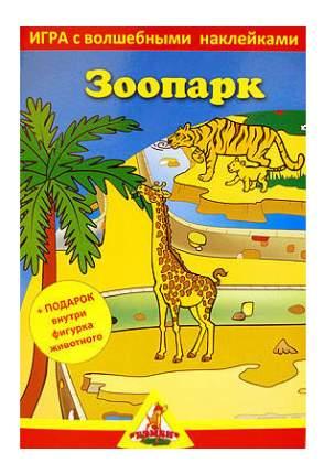Семейная настольная игра Бэмби Зоопарк