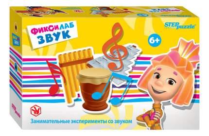 Семейная настольная игра Step Puzzle Фиксилаб Звук 76165-no