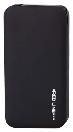 Внешний аккумулятор RED LINE B8000 Metal 8000 мА/ч Black