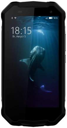 Смартфон BQ Mobile 5033 Shark 8Gb Black
