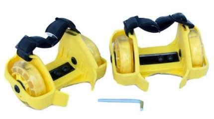 Ролики-накладки ZILMER Старт Yellow (ZIL1812-006)