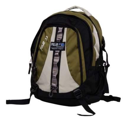 Рюкзак Polar П1955-06 хаки 27 л