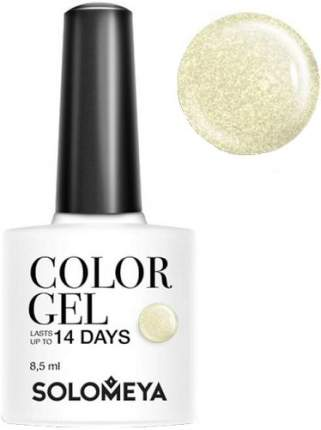 Гель-лак для ногтей SOLOMEYA Color Gel, оттенок Celia, 8,5 мл