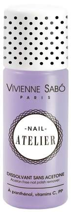 Жидкость для снятия лака Vivienne Sabo Nail Atelier 100 мл