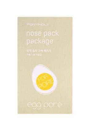 Патчи от черных точек Tony Moly Egg Pore Nose Package