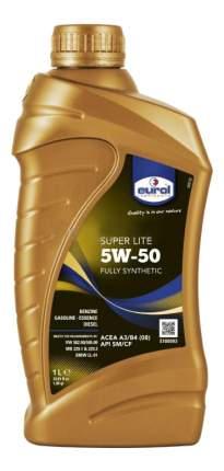 Моторное масло eurol Super Lite 5W-50 1л