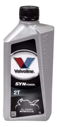 Моторное масло Valvoline SynPower 2T 10W-40 1л