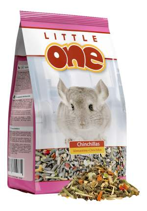 Корм для шиншилл Little One Chinchillas 0.9 кг 1 шт
