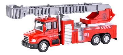Коллекционная модель Autotime Fire Liquidator Truck Пожарная с лестницей 1:48
