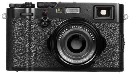 Фотоаппарат цифровой компактный Fujifilm FinePix X100F Black