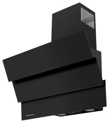 Вытяжка наклонная MAUNFELD Cascada Mini 60 Black