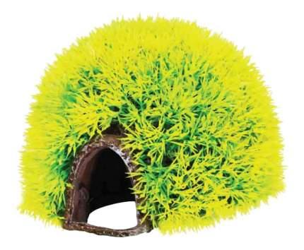 Грот для аквариума LAGUNA Пещера с травой 61213TC, d=13см