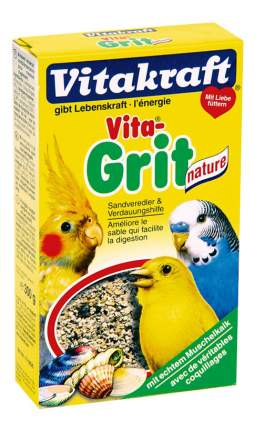 Vitakraft Песок Vita Grit Nature для всех видов птиц, 50 г